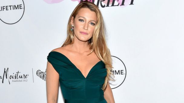 PHOTO: Blake Lively attends Variety's Power Of Women: New York at Cipriani Midtown on April 21, 2017 in New York City.
