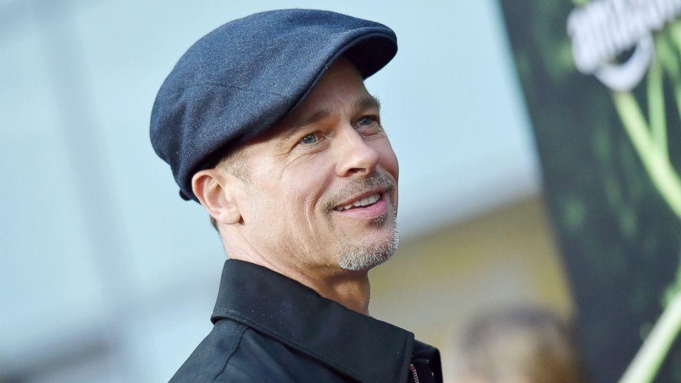 Brad Pitt opens up abo...