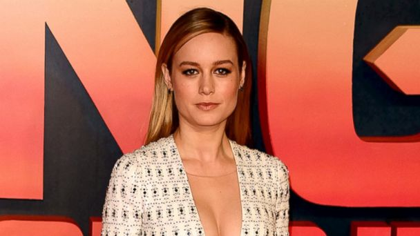 PHOTO: Brie Larson seen attends the premiere of Kong Skull Island at Cineworld Empire Leicester Square, Feb. 28, 2017, in London.