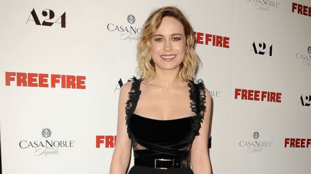 PHOTO: Actress Brie Larson attends the premiere of