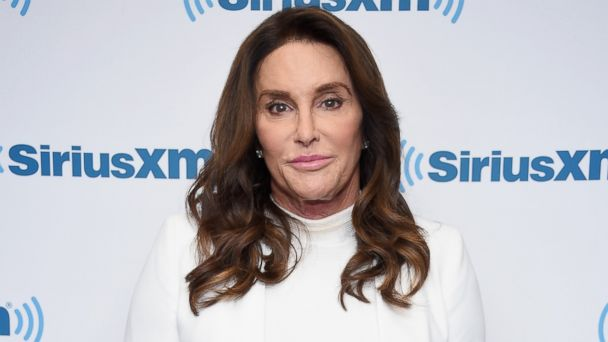 PHOTO: Caitlyn Jenner poses during the SiriusXM 'Town Hall' with Caitlyn Jenner, April 26, 2017 in New York City.