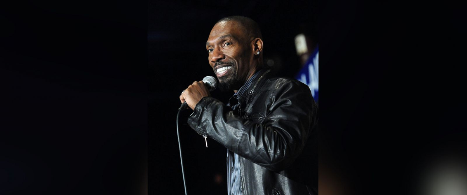 PHOTO: Charlie Murphy performs at The Stress Factory Comedy Club, Nov. 14, 2014, in New Brunswick, New Jersey.