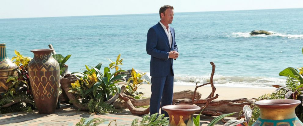 "PHOTO: Chris Harrison on the set of ""Bachelor In Paradise!"" in this June 24, 2015 file photo."