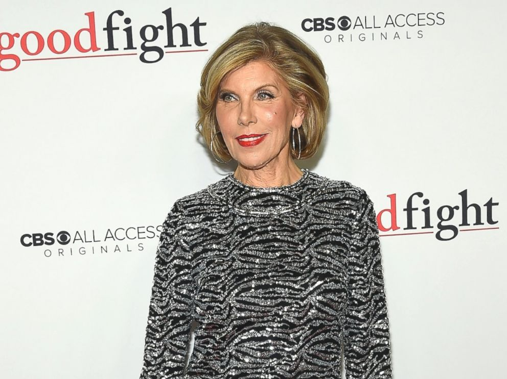 PHOTO: Christine Baranski attends The Good Fight World Premiere at Jazz at Lincoln Center, Feb. 8, 2017, in N.Y.