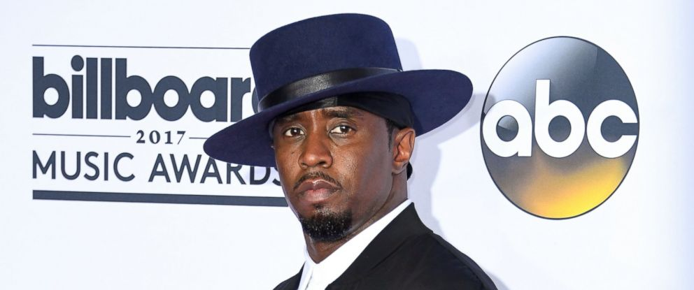 PHOTO: Producer Sean Diddy Combs at the 2017 Billboard Music Awards in Las Vegas, Nevada, May 21, 2017.