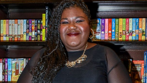 PHOTO: Gabourey Sidibe attends her book signing and discussion for