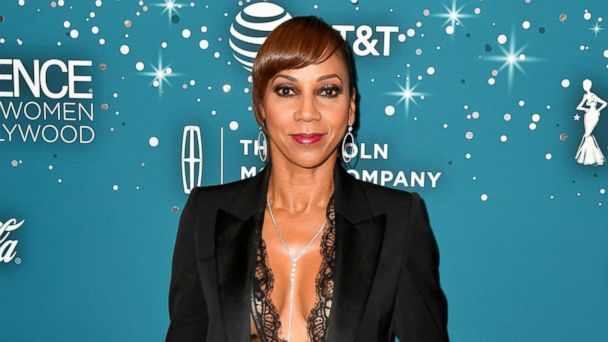 PHOTO: Holly Robinson Peete attends the Essence Black Women in Hollywood Awards at the Beverly Wilshire Four Seasons hotel, Feb. 23, 2017, in Beverly Hills, Calif.