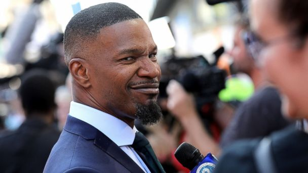 PHOTO: Jamie Foxx attends the European Premiere of Sony Pictures