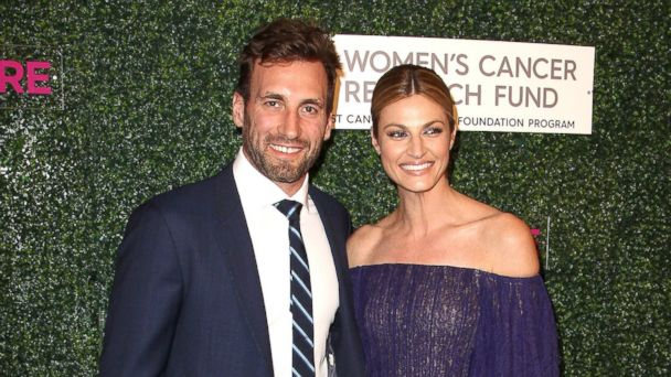 PHOTO: Jarret Stoll and Erin Andrews attend the An Unforgettable Evening held at the Beverly Wilshire Four Seasons Hotel, Feb. 16, 2017 in Beverly Hills, Calif.
