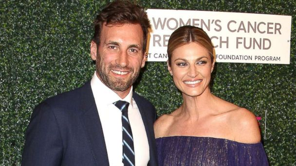 PHOTO: Jarret Stoll and Erin Andrews attend the An Unforgettable Evening held at the Beverly Wilshire Four Seasons Hotel, Feb. 16, 2017, in Beverly Hills, Calif.