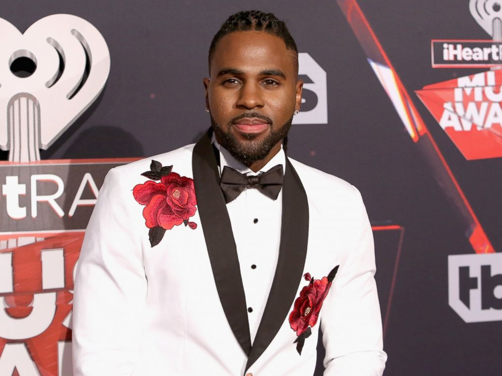PHOTO: Jason Derulo attends the 2017 iHeartRadio Music Awards on March 5, 2017, in Inglewood, Calif.