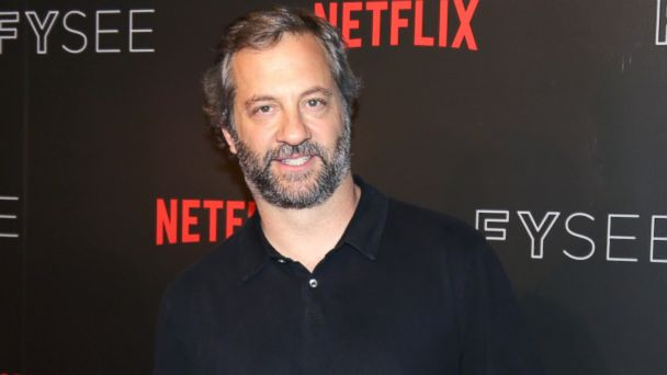 PHOTO: Judd Apatow attends the Netflix FYSee Space, May 23, 2017, in Beverly Hills, California.
