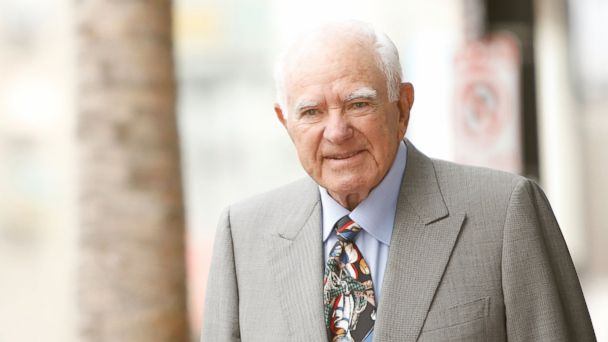 PHOTO: Judge Joseph A. Wapner celebrates his 90th birthday and is honored with a Star on the Hollywood Walk of Fame, Nov. 12, 2009 in Hollywood, California.