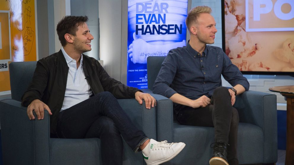 Ben Platt's advice for future Evan Hansen actors