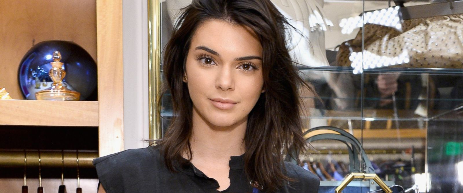 PHOTO: Model Kendall Jenner attends the What Goes Around Comes Around Beverly Hills Opening Event Oct. 13, 2016 in Beverly Hills, California.