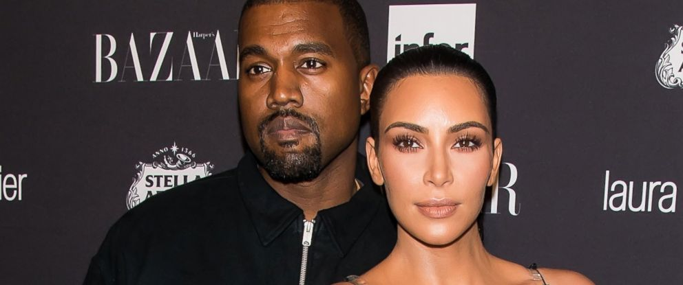 PHOTO: Kanye West and Kim Kardashian West attend Harpers BAZAAR Celebrates ICONS By Carine Roitfeld at The Plaza Hotel, Sept. 9, 2016, in New York City.