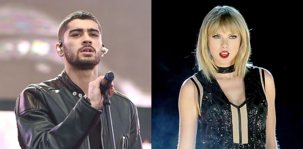 PHOTO: Taylor Swift performs, Oct. 22, 2016, in Austin, Texas. | Zayn Malik performs, May 14, 2016, in Carson, California.