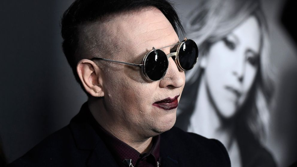 Marilyn Manson - The Interview Sessions