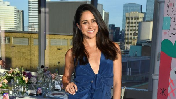 PHOTO: Meghan Markle attends the Instagram Dinner held at the MARS Discovery District, May 31, 2016, in Toronto, Canada.