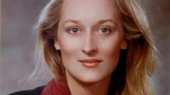PHOTO: Actress Meryl Streep, born Mary Louise Streep, during a photo shoot, circa 1980.