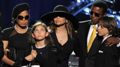 Michael Jackson remembered by family on 8th anniversary of his death