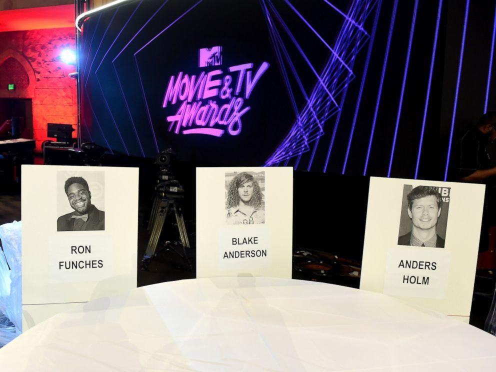 Mtv movie award categories