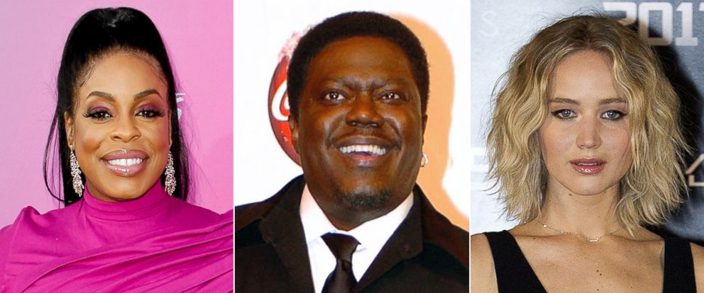 PHOTO: Niecy Nash, Bernie Mac and Jennifer Lawrence to receive stars on the Hollywood Walk of Fame.