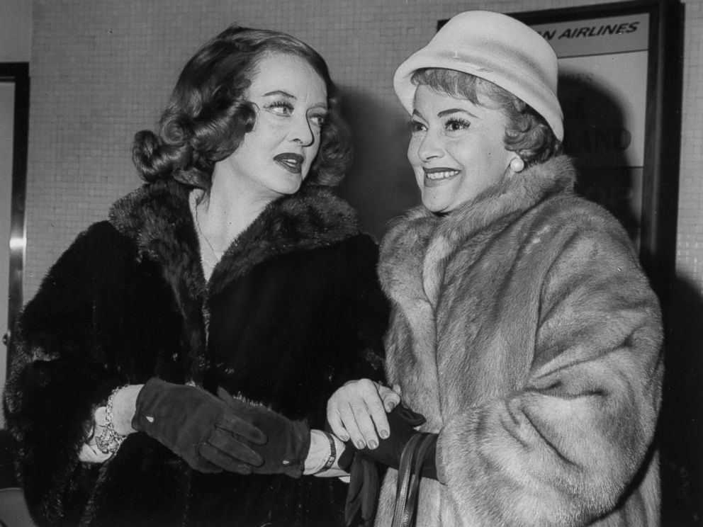 PHOTO: Later in her career, de Havilland appeared in the 1964 drama Hush, Hush, Sweet Charlotte, alongside her longtime friend and colleague, Bette Davis.