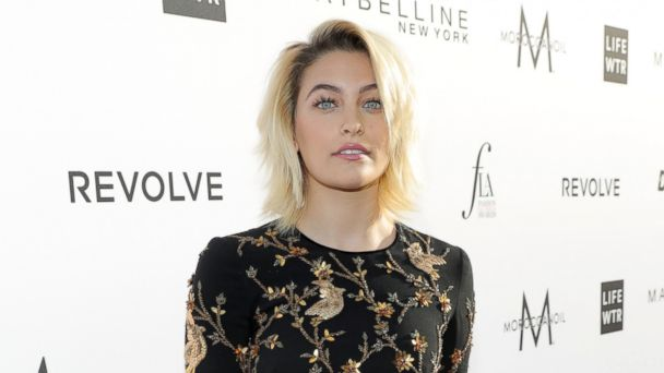 PHOTO: Paris Jackson attends the Daily Front Row's 3rd Annual Fashion Los Angeles Awards at Sunset Tower Hotel, April 2, 2017, in West Hollywood, California.