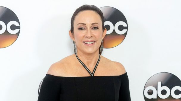 PHOTO: Patricia Heaton arrives for the 2017 Winter TCA Tour for Disney/ABC at The Langham Hotel, Jan. 10, 2017, in Pasadena, Calif.