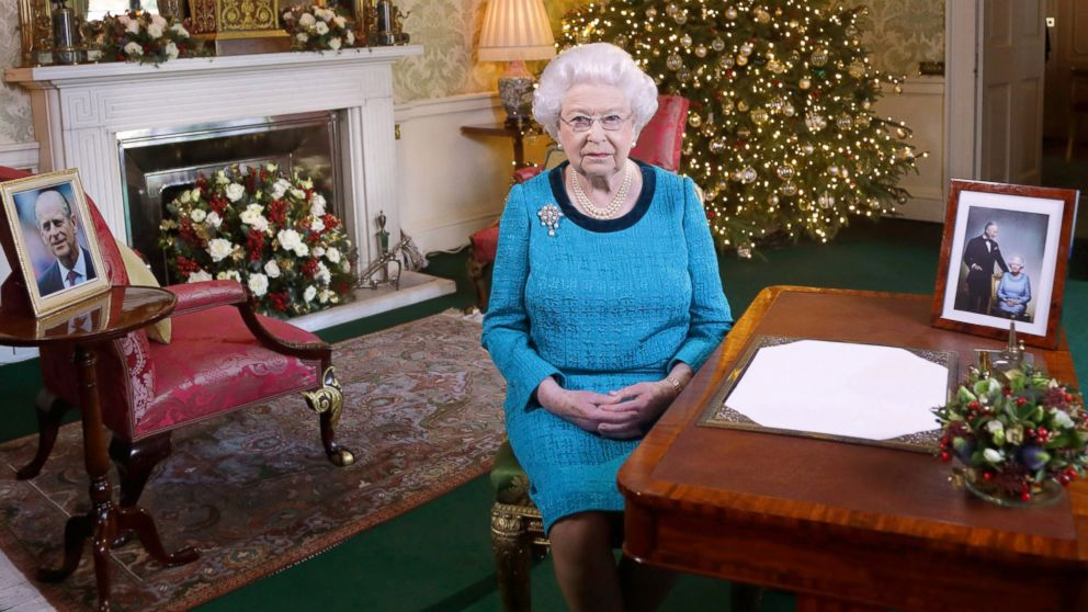 Queen misses first Christmas church service since 1988