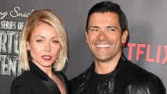 Kelly Ripa and Mark Consuelos Have a Red Carpet Date Night