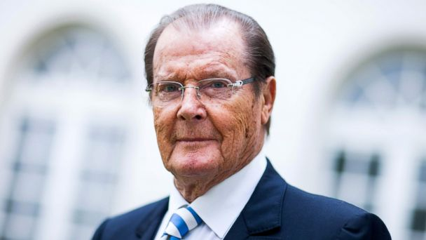 PHOTO: British actor and UNICEF Goodwill Ambassador Roger Moore, June 25, 2013, in Aachen, Germany.
