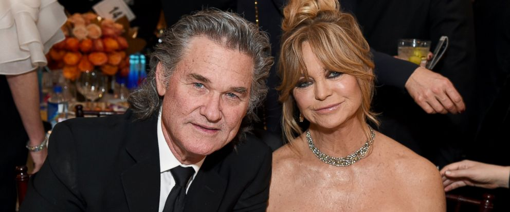 PHOTO: Kurt Russell and Goldie Hawn attend the 74th Annual Golden Globe Awards at The Beverly Hilton Hotel, Jan. 8, 2017, in Beverly Hills, California.