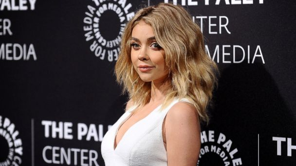 PHOTO: Sarah Hyland attends the