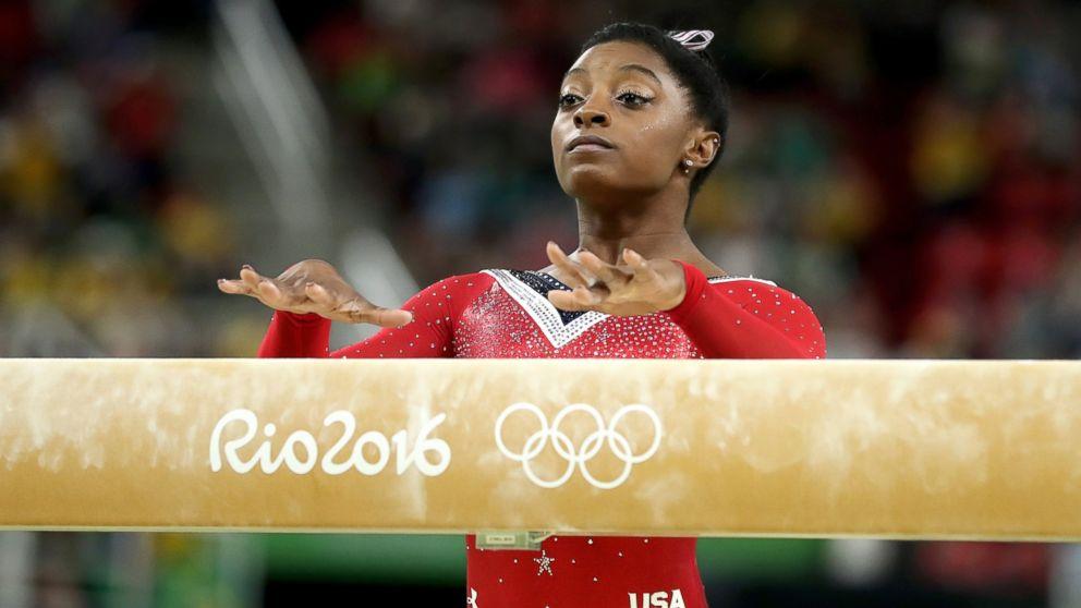 Simone biles talks life post olympics autobiography and internet trolls abc news - Simone biles pics ...