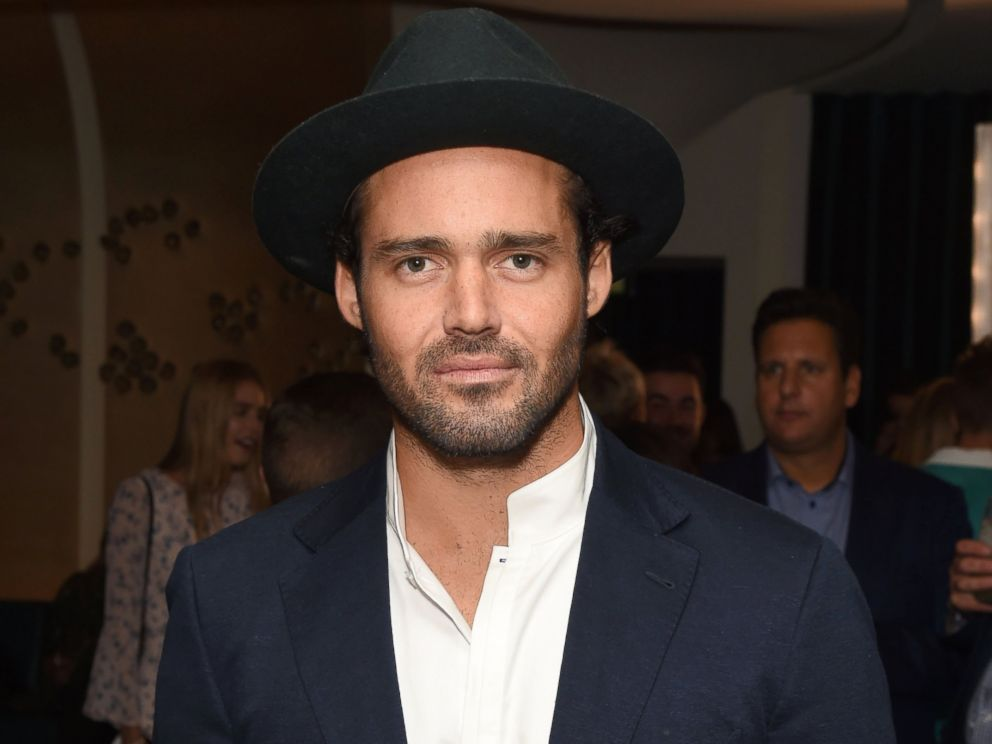 PHOTO: Spencer Matthews attends the launch of Michelle Keegans new collection in collaboration with Lipsy at Nobu Berkeley, Sept. 28, 2016, in London.