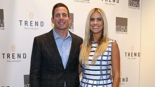 PHOTO: Tarek El Moussa and Christina El Moussa attend Tarek and Christina, TV's Favorite House Flippers, Featured at TREND/Stone Source Event in New York, Sept. 15, 2016 in New York City.
