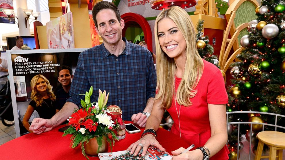 Flip or flop hosts split but show will continue for now for Tarek christina el moussa