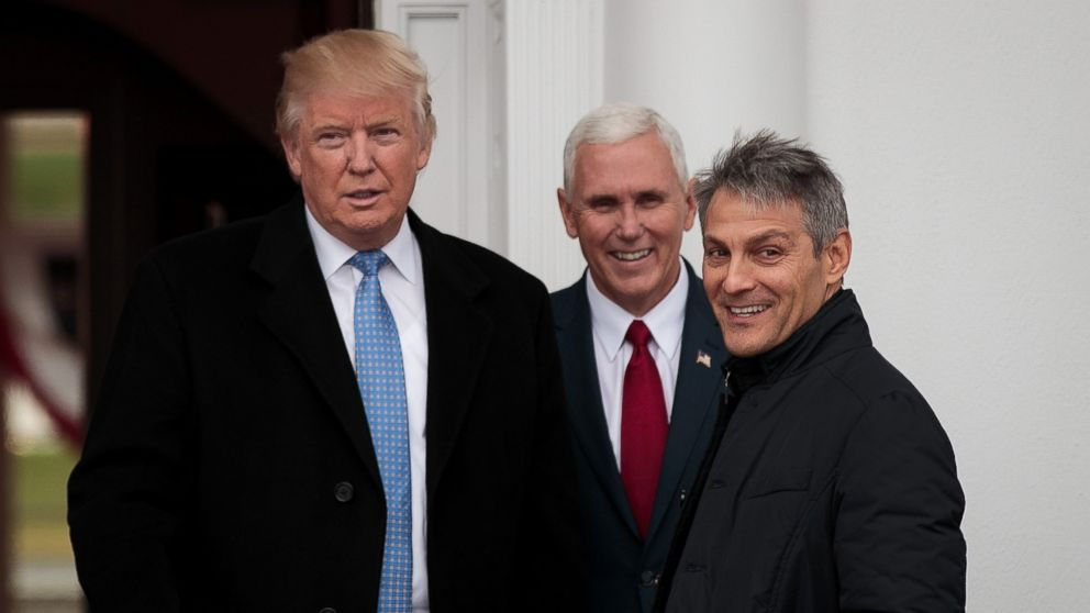 End is nigh: Trump meets with UFC owner Manuel