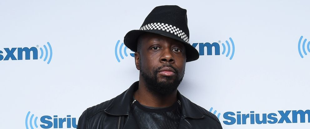PHOTO: Wyclef Jean visits the SiriusXM Studios, Feb. 1, 2017, in New York City.