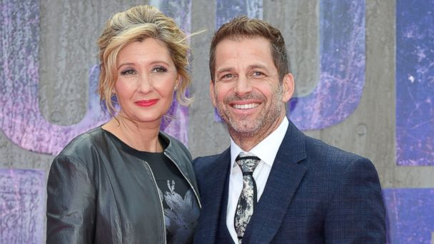 PHOTO: Zack Snyder attends the European Premiere of