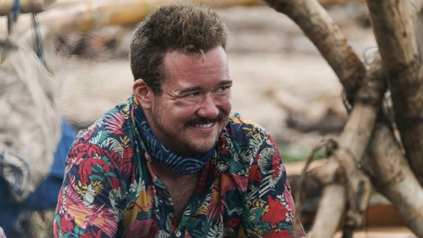 PHOTO: Zeke Smith is pictured on