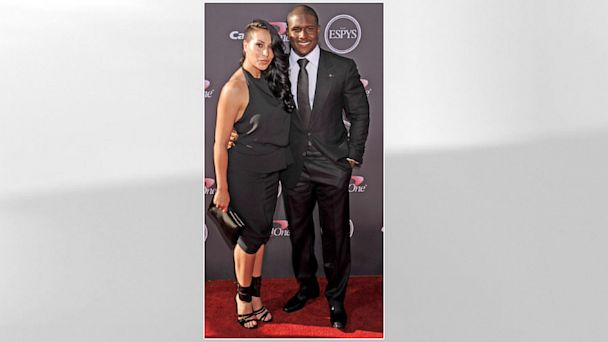 PHOTO: Reggie Bush and girlfriend Lilit Avagyan