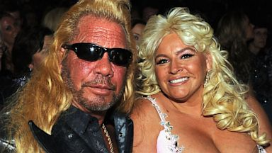 PHOTO: Duane Lee Dog Chapman and Beth Chapman
