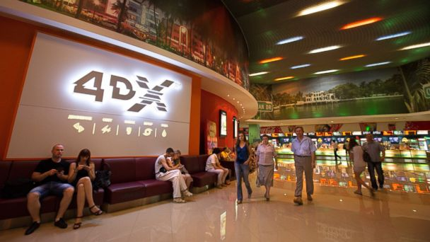 GTY 4DX mar 140630 16x9 608 4DX Brings Movie Action Right to Your Seat