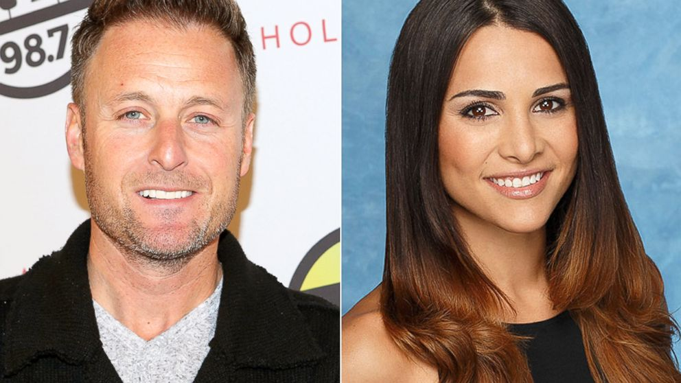 "PHOTO: Chris Harrison, host of ""The Bachelor,"" announced Andi Dorfman would be the next ""Bachelorette"""