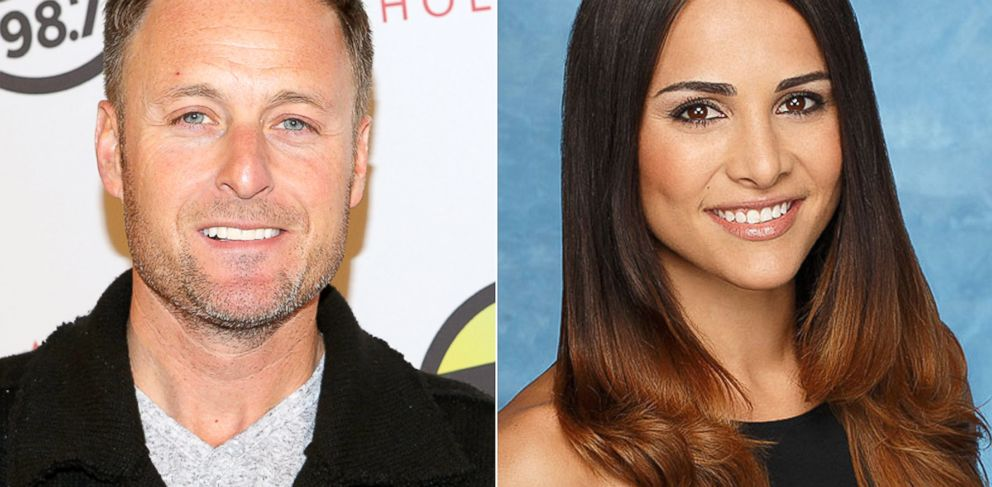 PHOTO: Chris Harrison, host of The Bachelor, announced Andi Dorfman would be the next Bachelorette
