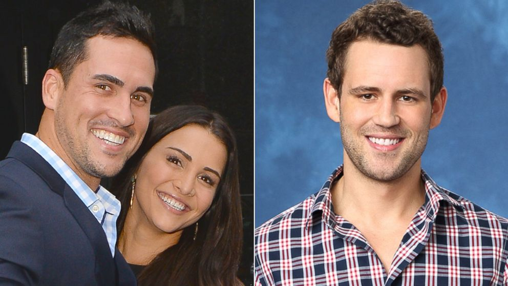 """PHOTO: Andi Dorfman and Josh Murray from """"The Bachelorette"""" are seen in New York City, July 29 2014. 