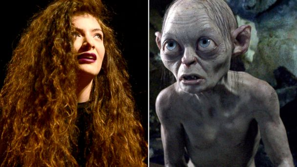 GTY AP lorde gollum jef 131217 16x9 608 Singer Lorde Admits to Looking Like Gollum When Performing
